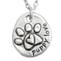 Picture of Paw Necklace - Puppy Love